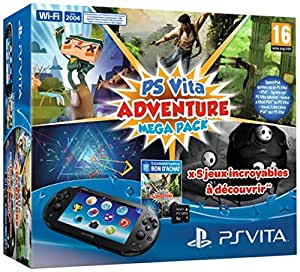 console playstation vita 2000 voucher adventure games. Black Bedroom Furniture Sets. Home Design Ideas
