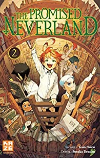 The Promised Neverland, tome 2 par Posuka Demizu