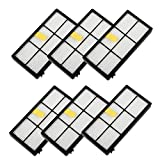 Filters Kit Replacement for iRobot Roomba 800 900 Series 870 880 980 Accessories Kit(Pack of 6)
