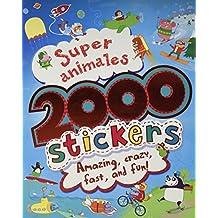Superanimales (2000 Stickers)