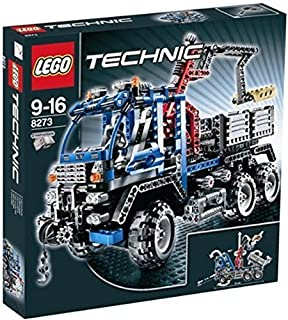 LEGO Technic 8273 - Truck (B000NCE916) | Amazon price tracker / tracking, Amazon price history charts, Amazon price watches, Amazon price drop alerts
