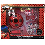 Nice 52004–Miraculous–Ladybug pulsera amuleto Maquillaje