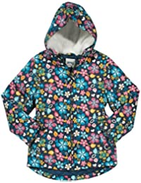 Kite Girls Go Coat In Flower Power Print
