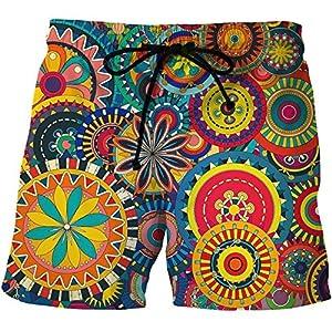 Westtreg Hipster China Nation Style Drucken 3D Strand Shorts Männer Urlaub Board Shorts 2018 Sommer Kurze Hosen Jungen Elastische Taille Harajuku