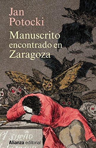 Manuscrito encontrado en Zaragoza por Jan - hrabia Potocki