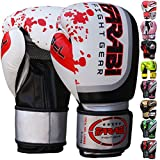 Best Boxing Gloves - Farabi Pro Fighter Boxing Gloves Sparring Gym Bag Review