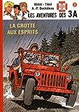 Les aventures des 3A, Tome 2 - La grotte aux esprits : Avec un ex-libris numéroté