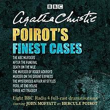 Poirot's Finest Cases: Eight full-cast BBC radio dramatisations