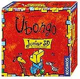 Ubongo Junior 3-D: für 1-4 Spieler ab 5 Jahren