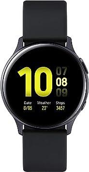 Samsung SM-R820N Galaxy Watch Active 2, 44mm, Aluminium - Aqua Black (Pack of 1)