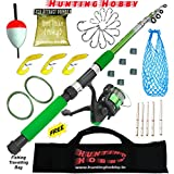 #2: Hunting Hobby HH36 Fishing Complete Kit