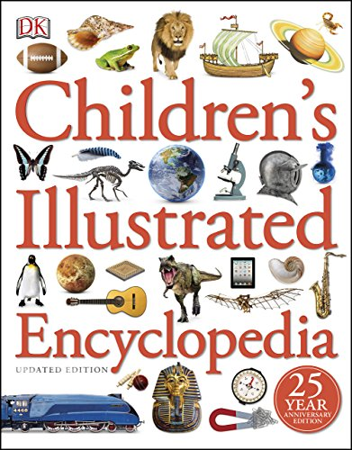 Children's Illustrated Encyclopedia (Dk Childrens Encyclopedia) (English Edition)