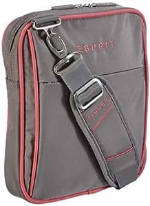 Esprit Kosmetikkoffer Superlight 4-drive Grau (taupe-coral) 12893