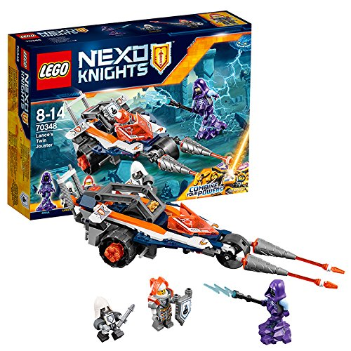 LEGO 70348 Lances Twin Jouster Set