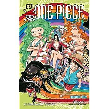 One Piece - Édition originale - Tome 53: Le tempérament d'un roi