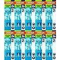 10 Stck Osram Halopin Energy Saver G9 Klar 66720 Eco Halogenlampe 20w230v von Osram