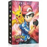 Funmo Álbum de Pokemon, Tarjeta de Comercio Álbum, Pokemon Cards GX EX Album Pokemon Cards Album Book, Album Pokemon Puede ac