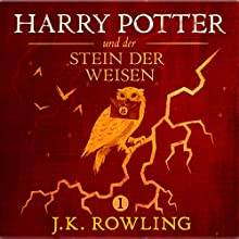 "J.K. Rowling – ""Harry Potter und der Stein der Weisen (Harry Potter 1)"""