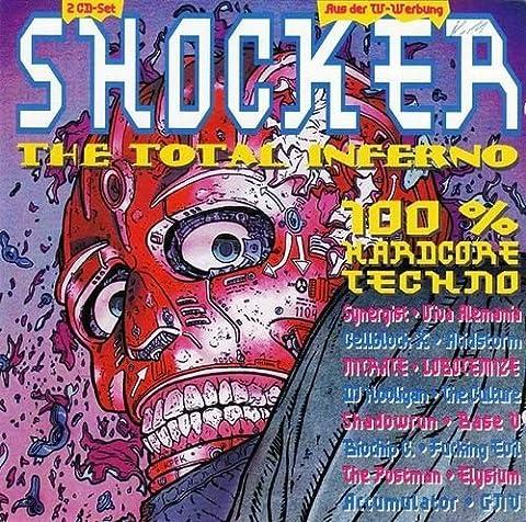 Shocker-Total Inferno-100% Hardcore Techno (1994) [Import anglais]