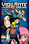 Vigilante : My Hero Academia Illegals Edition simple Tome 3