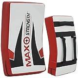Max Strength 1Pc Strike Shield Kick Boxing Arm Pad Elbow Knee Strike Pads MMA Punching Kickboxing Pad Home Gym Exercise Train