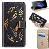 AIOIA For Sony Xperia Z6 Leather Case,Stylish Magnetic
