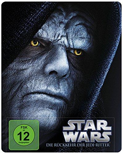 Star Wars: Die Rückkehr der Jedi-Ritter (Steelbook) [Blu-ray] [Limited Edition]