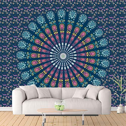 Kevin Bin Nuevo Indio Mandala Tapiz Hippie hogar Decorativos