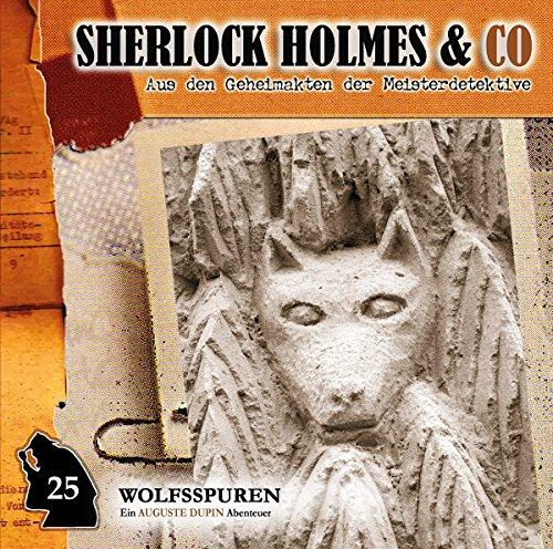 Sherlock Holmes & Co (25) Wolfsspuren - Romantruhe Audio 2016