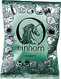 einhorn Kondome - 7 Stück - Wochenration - Design Edition: SPERMAMONSTER - Vegan, Hormonfrei, Feucht, Geprüft