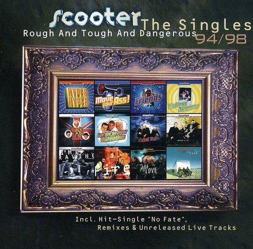 Rough and Tough and Dangerous. The Singles 94/98 (Tool-live-cd)