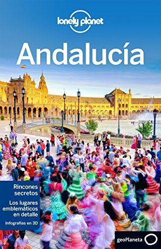 Lonely Planet Andalucia/ Andalusia (Lonely Planet Spanish Guides) por Isabella Noble, John Noble, Josephine Quintero, Brendan Sainsbury