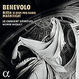 Benevolo: Missa si Deus pro Nobis & Magnificat -
