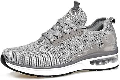 TQGOLD Baskets Homme Femme Chaussure de Sport Légères et Confortables Fitness Outdoor Running Sneakers Basses