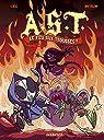 AST, tome 4 : Le feu aux trousses ! par Ced