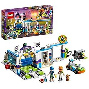 Lego Friends 41350–Auto waschanlage