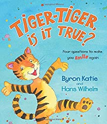 Tiger Tiger Is It True: Four Questions to Make You Smile Again