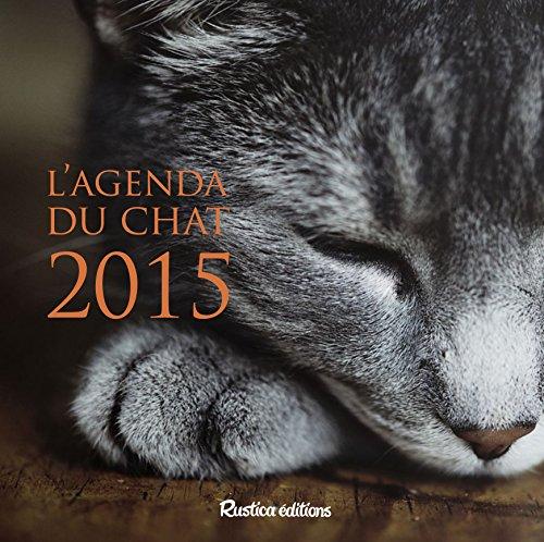 L'agenda des chats 2015 par Collectif