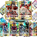 ESOOR Unbrokenbonds Tag Team (100GX) - 100 pièces Pokémon GX Cards Cartes