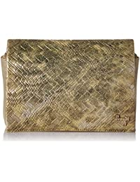 Baggit Women's Clutch (Gold)