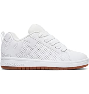 f61f222cb774 DC Shoes Court Graffik - Baskets pour Garçon ADBS100207