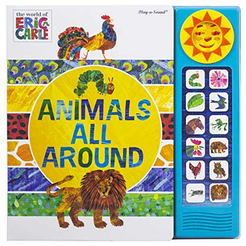 I Can Do it: Mini Deluxe Custom Frame Sound Book (Very Hungry Caterpillar)