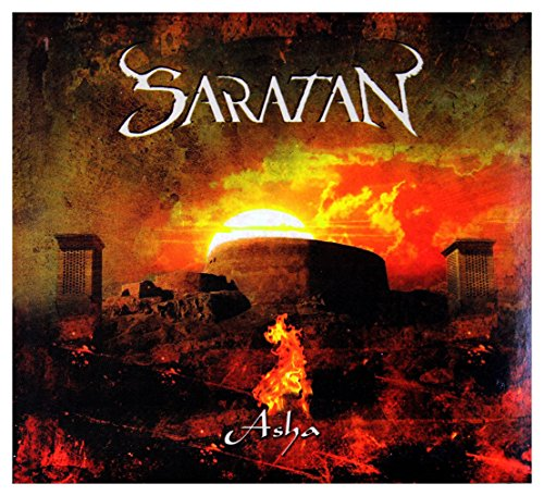 Saratan: Asha [CD]