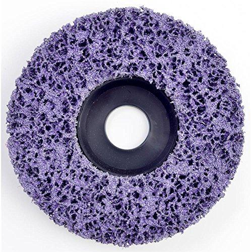 """CSD Scheibe 115mm\""""Purple\"""" für Winkelschleifer"""