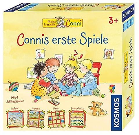 KOSMOS Spiele 697655 - Connis erste Spiele