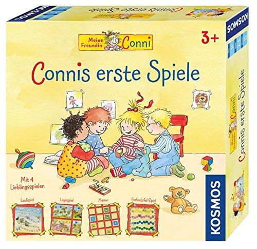 Preisvergleich Produktbild KOSMOS Spiele 697655 - Connis erste Spiele