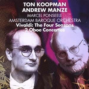 Les Quatre Saisons / Concerto pour Hautbois