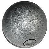 Vinex Stoßkugel für Wettkampf + Training 4,00 kg aus Gusseisen