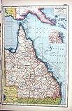 Telecharger Livres Copie antique des automnes de la carte C1920 Queensland Australie Brisbane Cooktown de Hammerton (PDF,EPUB,MOBI) gratuits en Francaise