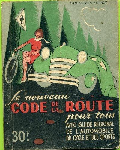 Le nouveau code de la route par anonyme